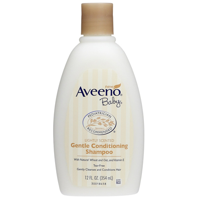 Aveeno Baby Gentle Conditioning Shampoo - 12 oz