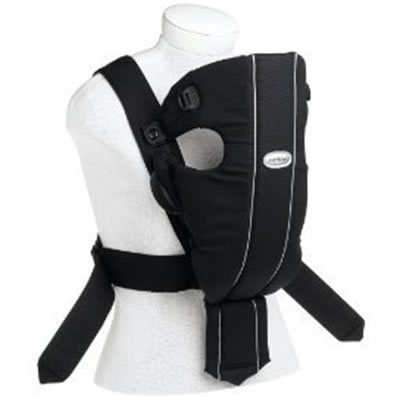 Baby Bjorn Baby Carrier Original Classic - Black
