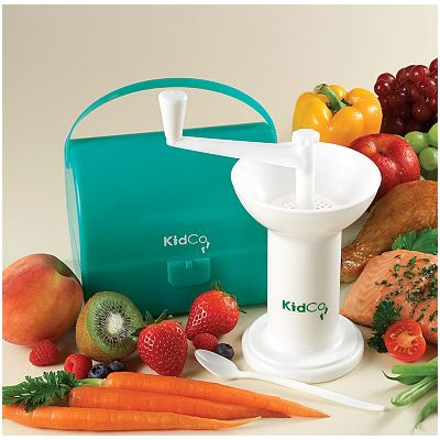KidCo BabySteps Food Mill & Carrying Case