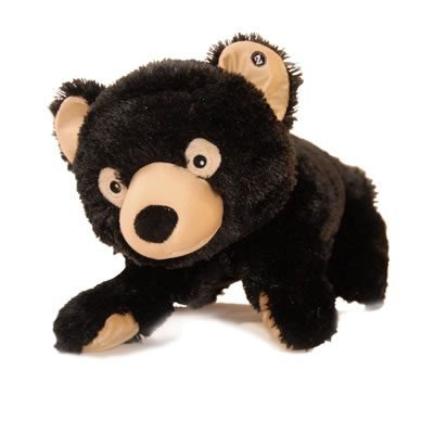 Zoobies: Bubba the Black Bear