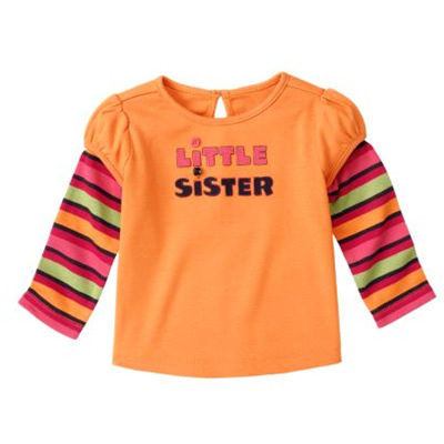 Gymboree Little Sister Tee
