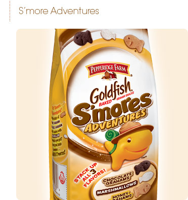 goldfish crackers flavors. Pepperidge Farm Goldfish: