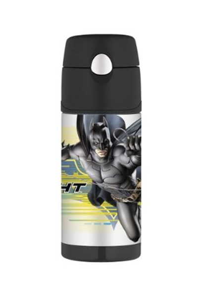 harga Thermos Batman Funtainer Straw Bottle - 12 Oz. (Original Licensed) Babymothercare.com