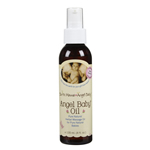 Earth Mama Angel Baby Angel Baby Oil 120 ml. (4 oz.)