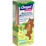 Orajel Toddler Training Toothpaste, Berry Blast Flavor