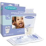 Lansinoh Breast Milk Storage Bags - 50 Count