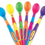Munchkin BPA Free Soft Tip Infant Spoon - 6 Pack (BPA FREE)