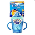 Tommee Tippee 1-Pack Explora Truly Spill Proof Trainer Cup 9oz  (BPA FREE)