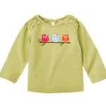 Gymboree Owl Branch Tee