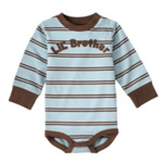 Gymboree Lil' Brother Bodysuit