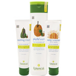 Episencial Skin Care Bundle - Playful Wash, Sunny Sunscreen and Soothing Cream
