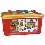 Fisher Price Trio Basic Tub (100 pcs)