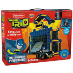 Fisher Price Trio Batcave (110 pcs)