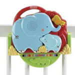 Fisher Price Crib 'N Go Projector Soother