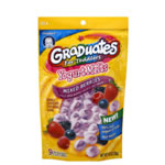 Graduated Yogurt Melts Snacks ? Mixed Berries
