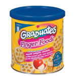 Graduates Wagon Wheels Snacks - Apple