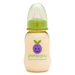 Green to Grow bpa-free baby bottle with Mellow™ colic-relief5 oz regular neck