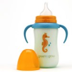 Green to Grow ecosystem™ sippy trainer cup