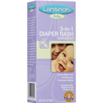 Lansinoh Diaper Rash Ointment For Babies - 3 oz.