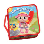 Lamaze Emily's Day Soft Book