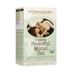 Earth Mama Angel Baby Organic Peaceful Mama Tea (16 tea bags / box)