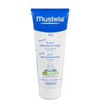 Mustela Bebe 2-in-1 Hair and Body Wash