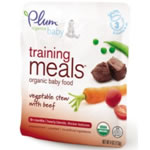 Plum Organics Training Meals - Vegetable Stew with Beef