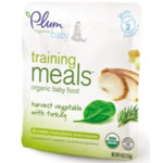 Plum Organics Training Meals - Harvest Vegetable with Turkey
