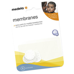 Medela Spare Membranes (Pack of 6 pcs)