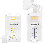 Medela Pump & Save Bags - 20ct
