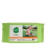 Seventh Generation Baby Wipes Travel Pack 36ct.