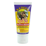 Badger Balm SPF 30 Face & Body Sunscreen - 2.9 oz Tube