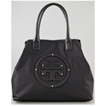 Tory Burch Stacked Logo Classic Tote