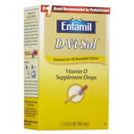 Enfamil D Vi Sol Vitamin with Dropper 1.66 fl oz (50 mL)